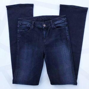 Goldsign Quinn Slim Bootcut Jeans Stretch 31